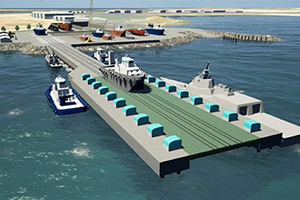 $400M ship lift to be built in Darwin