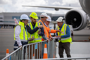 Contractor awarded Auckland airport infrastructure contract
