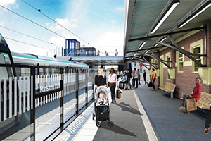 Companies shortlisted for train access technology in Sydney