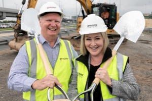Contractor to begin construction of $60M Melbourne Airport express road