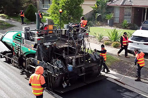 City of Parramatta trials Reconophalt roads