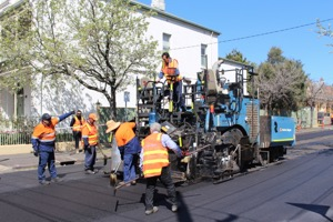 PlastiPhalt sets new standard for greener roads