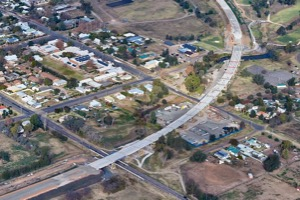 Contractors deliver $137M Scone Bypass in NSW