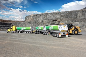 Boral Logistics invests in AZMEB Side Tipper road trains