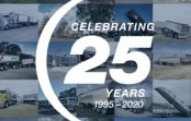 Hamelex White reflects on 25 years of tipper excellence