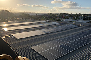 Position Partners moves to clean energy at its Brisbane office