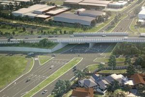 Supplying the Mordialloc Freeway foundation