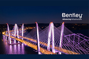 Bridge modelling, analysis and design with Bentley Systems