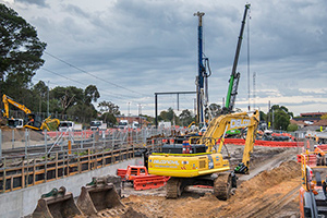 VIC level crossing construction works to ramp up in winter