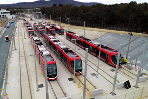 ACT light rail review highlights economic benefits of transport investment