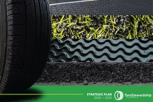 Tyre Stewardship Australia outlines its 2020-2023 strategy