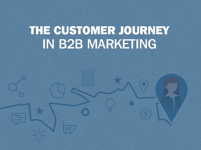 Understanding the buyer journey in B2B Marketing