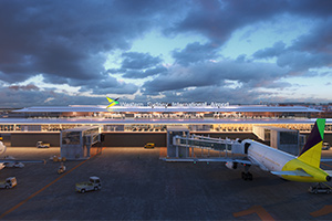 Western Sydney Airport project takes off