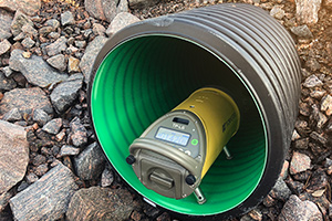 Topcon releases new compact, durable pipe laser levels