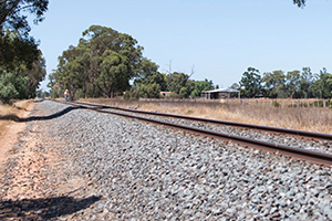 Contractor starts construction on the $251.6M Warrnambool Line upgrade