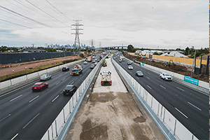 Local company wins $1.4M EPS contract on West Gate Tunnel Project