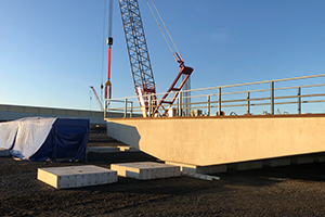 Precast production for major projects