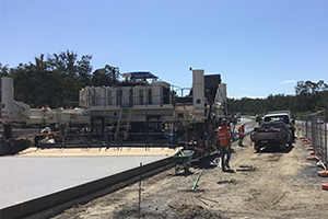 Road paving completed on the $15B Pacific Highway upgrade