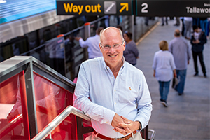 Sydney Metro CEO to step down