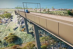 First look at the Melbourne Airport Rail design
