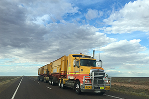 NSW increases road freight access in flood-impacted regions