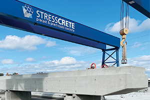 Precast bypass, supporting local communities now and into the future