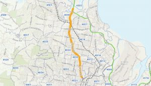 QLD - Road projects - congestion - planning