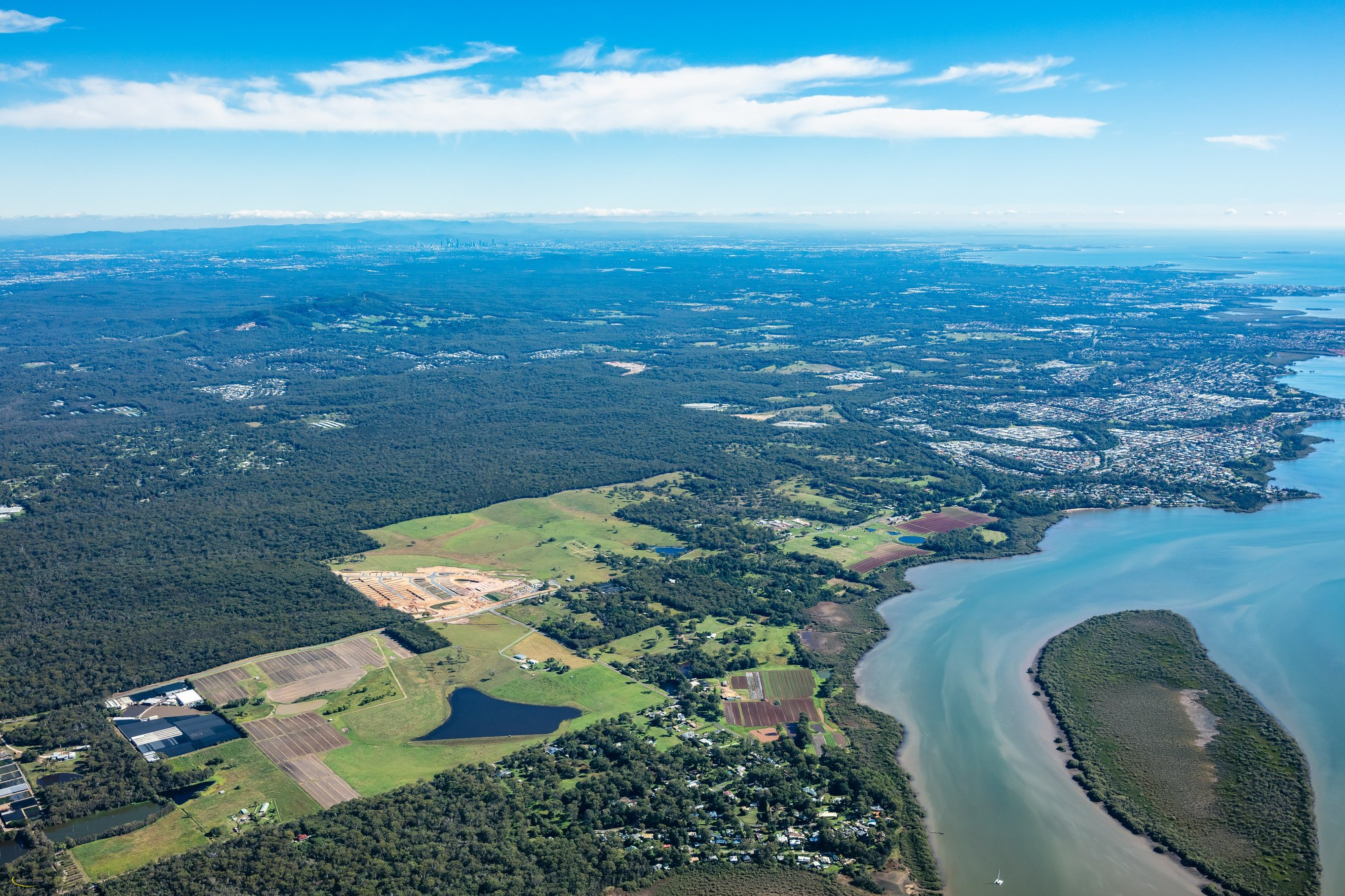 Redland Bay identified as new growth area by QLD Government