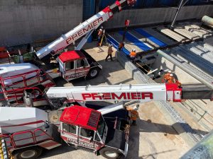 Premier Cranes is constantly evolving its approach to business.