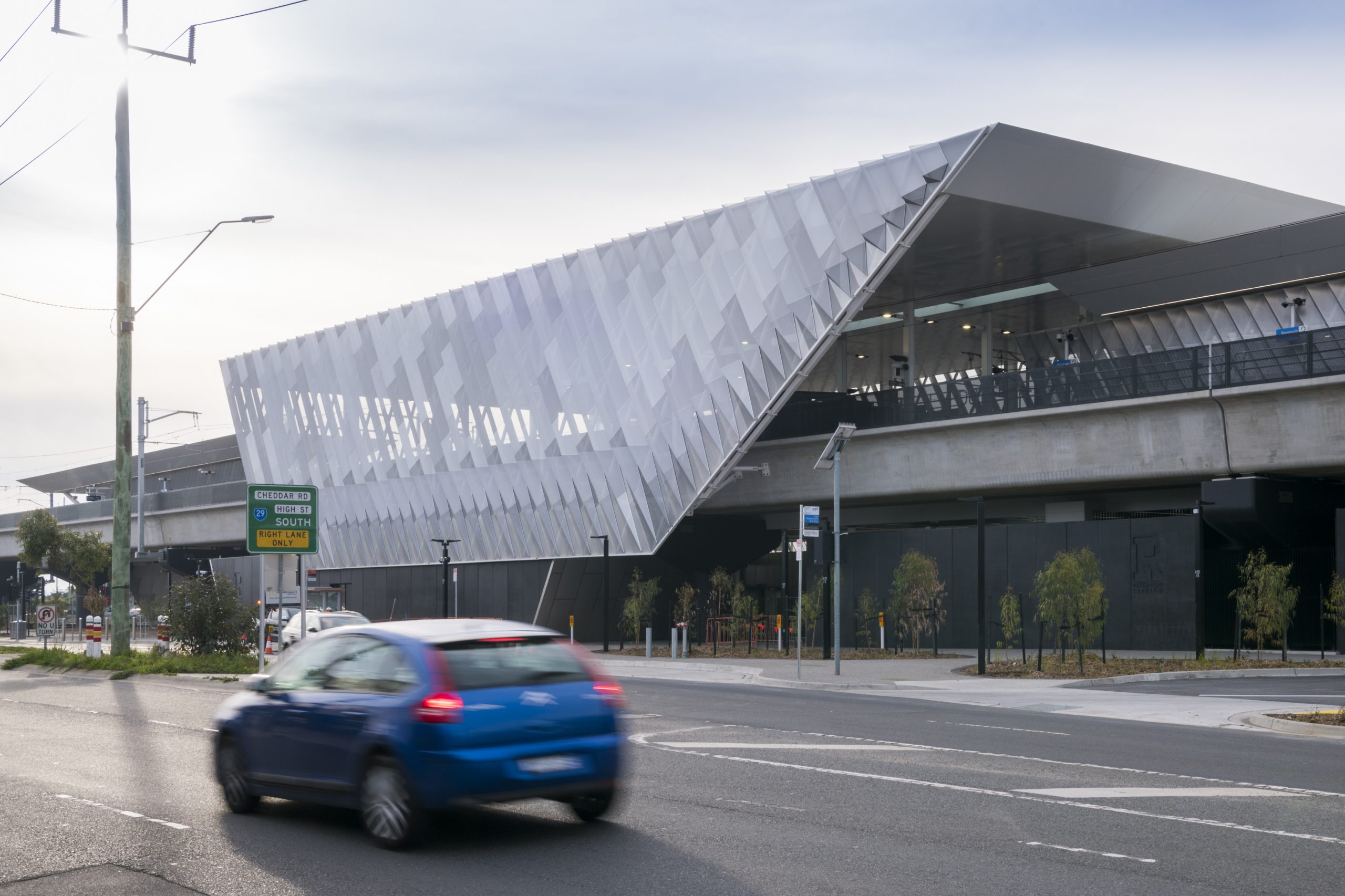 Reservoir Station: At the forefront of sustainability