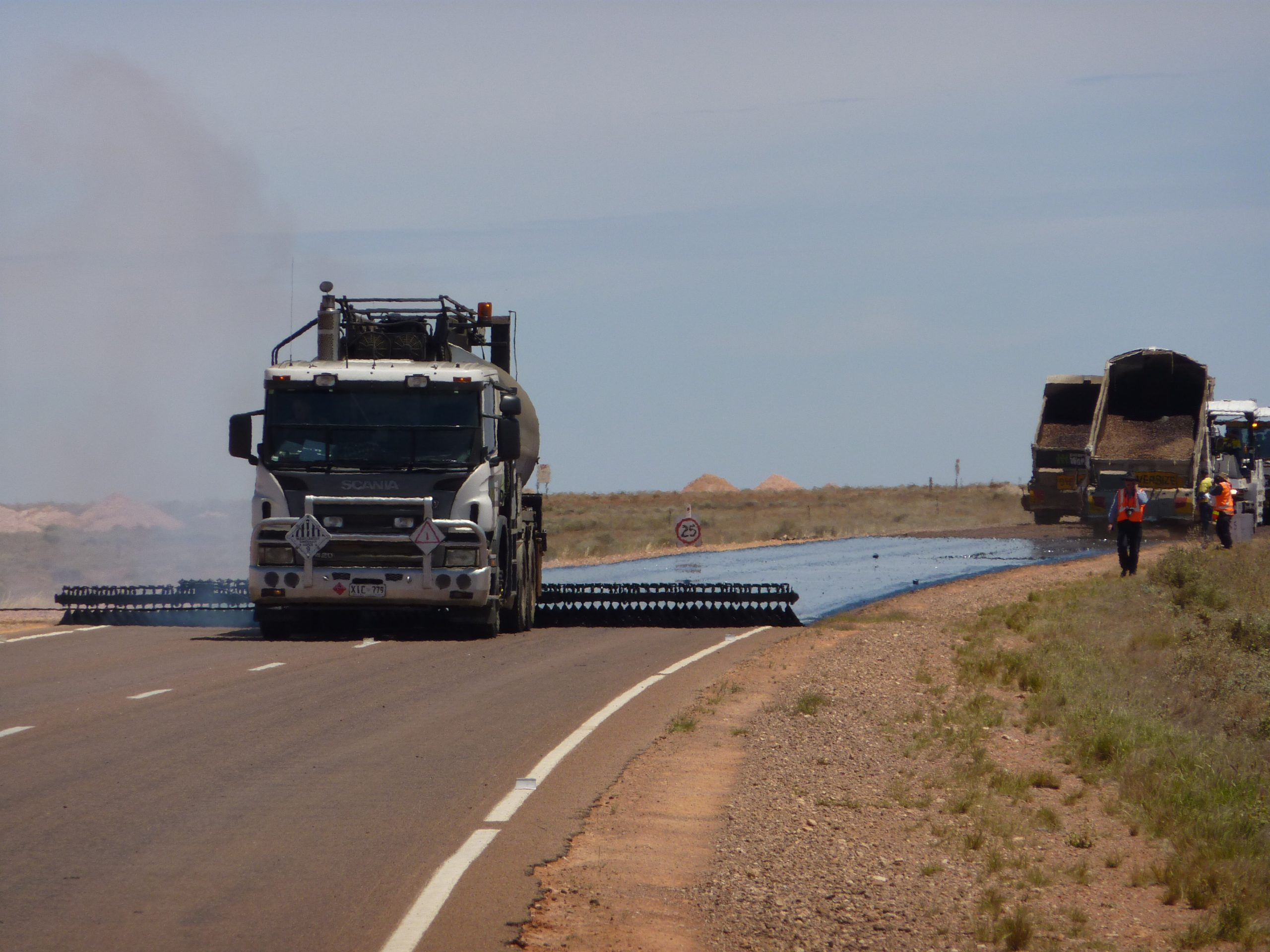 Cutting bitumen cutters: AfPA's sustainable strategy