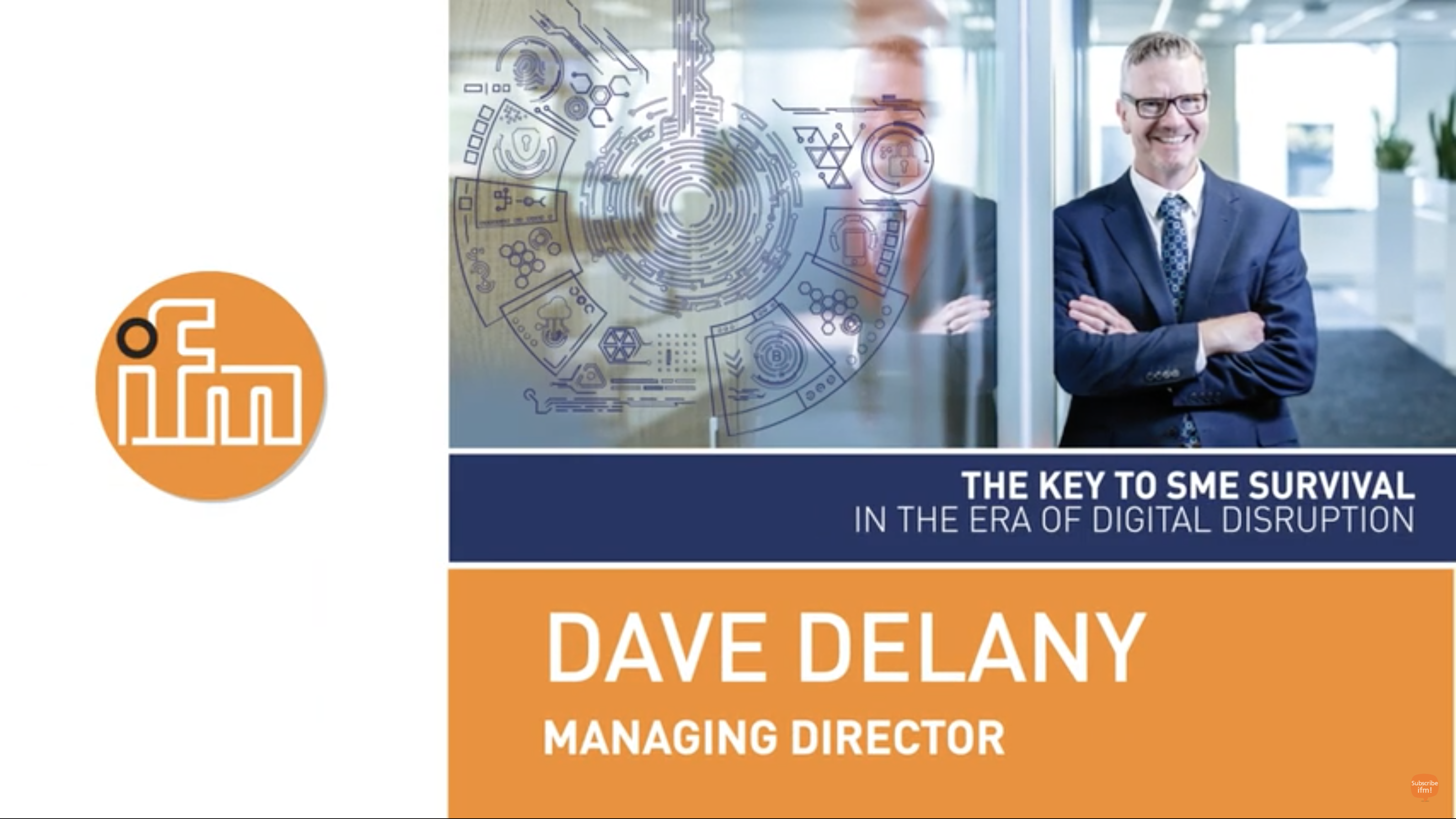 Webinar: The key to SME survival in the age of digital disruption