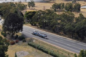 Great Western Highway Katoomba to Lithgow.
