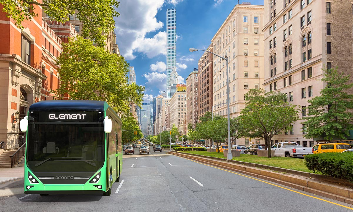 Sydney to receive first locally-made electric buses this year