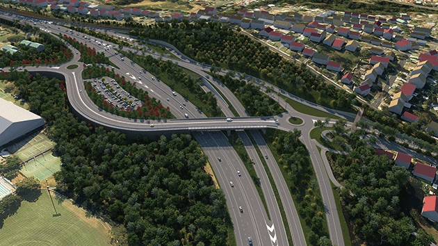 NSW's Mount Ousley Interchange now fully funded