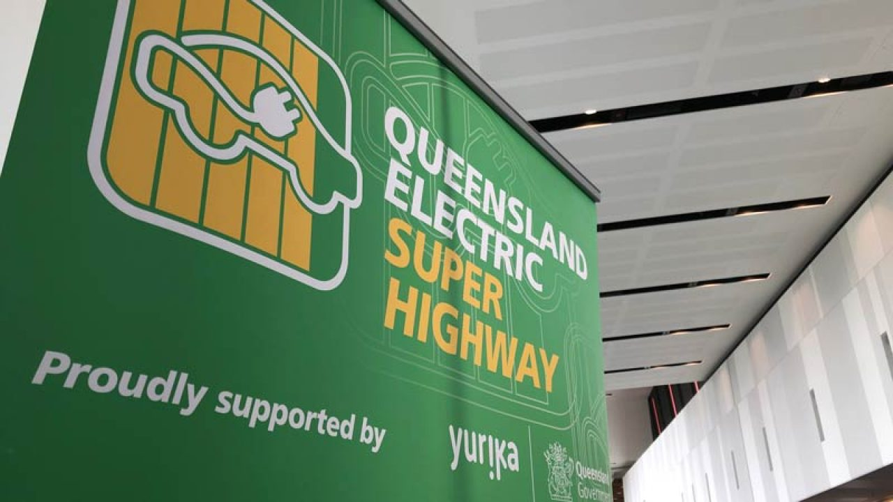QLD to extend Electric Super Highway with 18 new charging sites