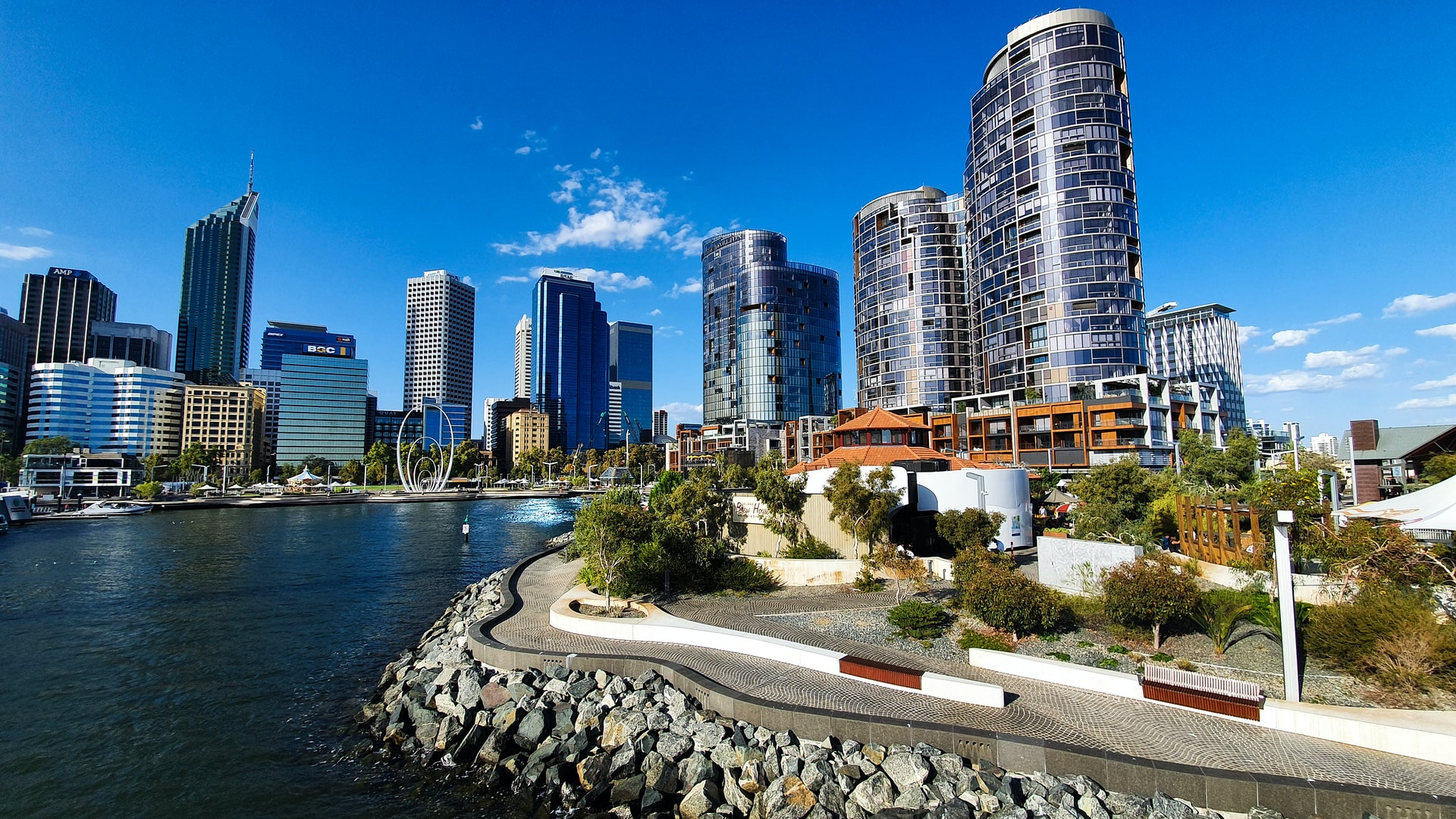 Perth works to revitalise CBD as part of $1.5B plan