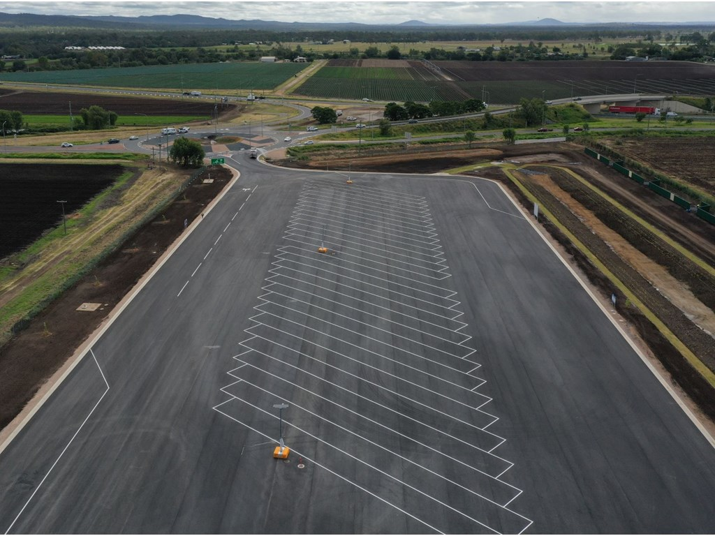 Heavy vehicle decoupling facility opens in Gatton, QLD