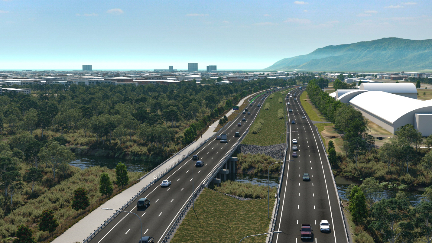 Work wraps up on $123M Cairns Southern Access upgrade
