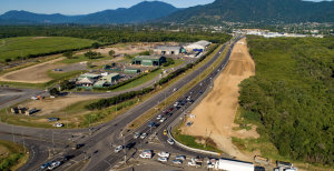The Bruce Highway Cairns Southern Access Corridor.
