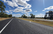 Work wraps up on $75M Capricorn Highway duplication project