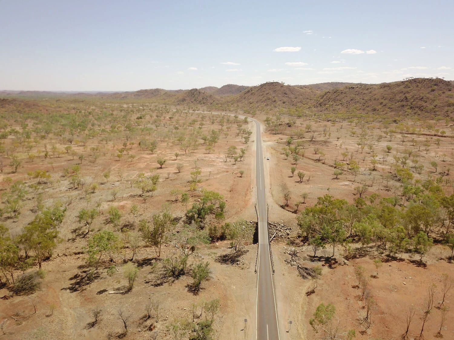 Kimberley all set for $330M in road upgrades