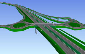 An Arup-Cardno Joint Venture (ACJV) utilised 12D software for its design work on part of the Woolgoolga to Ballina section of the Pacific Highway Upgrade. The software proved an asset and time saver for the design team.