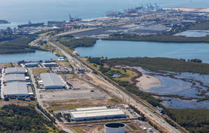 Largest placement of EME2 in Australia on Port of Brisbane road upgrade
