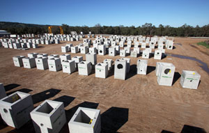 National Precast Member PERMAcast manufactured and supplied critical precast concrete manhole covers to one of Australia's largest natural gas projects – the Gorgon Project in Western Australia.