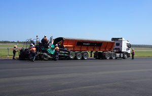 The strong following of HAMM's innovative rollers and compactors is helping establish its latest, technologically advanced asphalt range in the Australian market – the DV+ series.