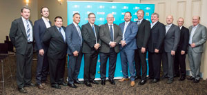 Outstanding individuals, organisations and projects in Australia's stabilisation sector have been recognised at this year's AustStab's annual Awards of Excellence.