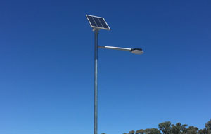 Saferoads' new Portable Solar Light combines safety and manoeuvrability, providing a unique alternative for civil and road construction sites.
