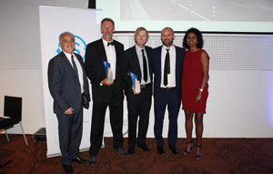 Northlink WA receives top honours at ISCA awards