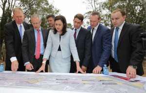 The Australian and Queensland Governments have announced the successful tenderer for the M1 and M3 upgrade between Eight Mile Plains and Rochedale South in NSW.